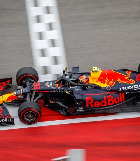Red Bull wil eigen motor: 'Basis van Honda overnemen en verder bouwen'
