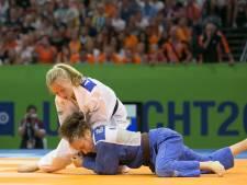 WK judo snel ten einde voor Tilburgse debutante Gersjes