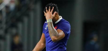 """Vahaamahina après son coup de coude: """"Mon dernier match avec le XV de France"""""""
