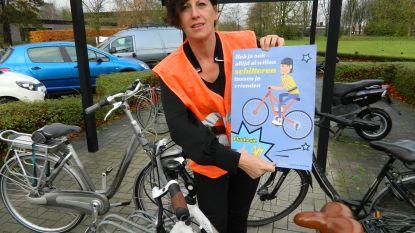 """""""Niet alleen kinderen in fluo op fiets: iedereen warm maken om 'gezien' te worden!"""""""
