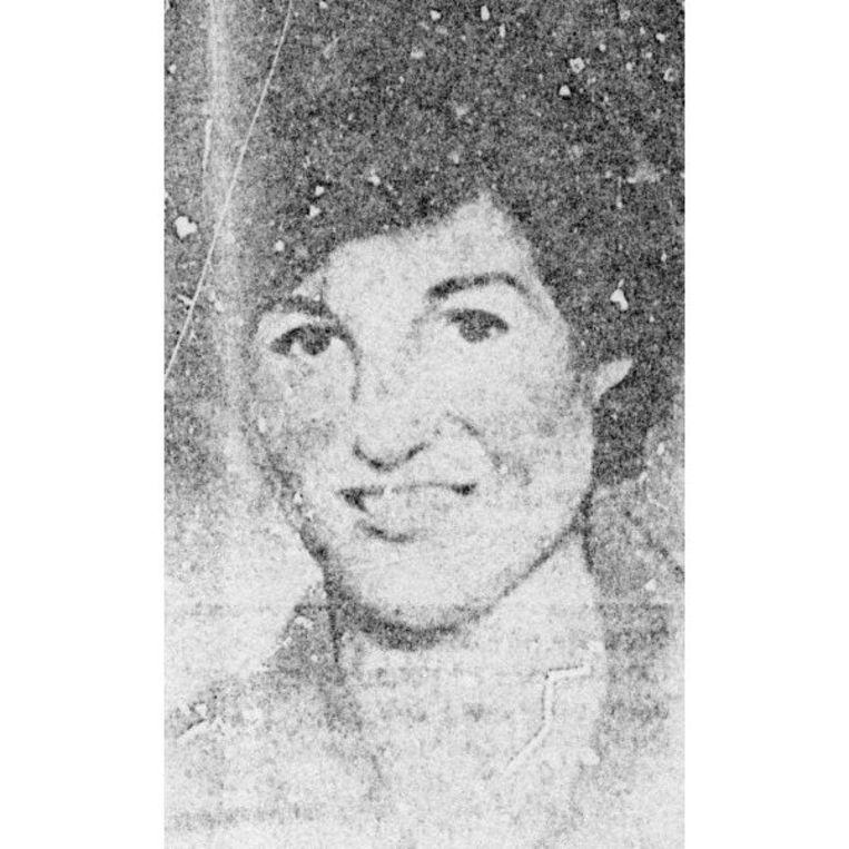 Slachtoffer Joan Anderson.