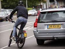 U-OV wil busbaan niet delen met snelle e-bikes