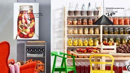 Ikea lanceert ludieke audioversie van haar catalogus