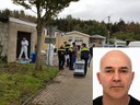 Tijdens het politieonderzoek aan de rand van Steenbergen gaat alles gewoon door in en rond het woonwagencentrum aan de Westlandse Langeweg.