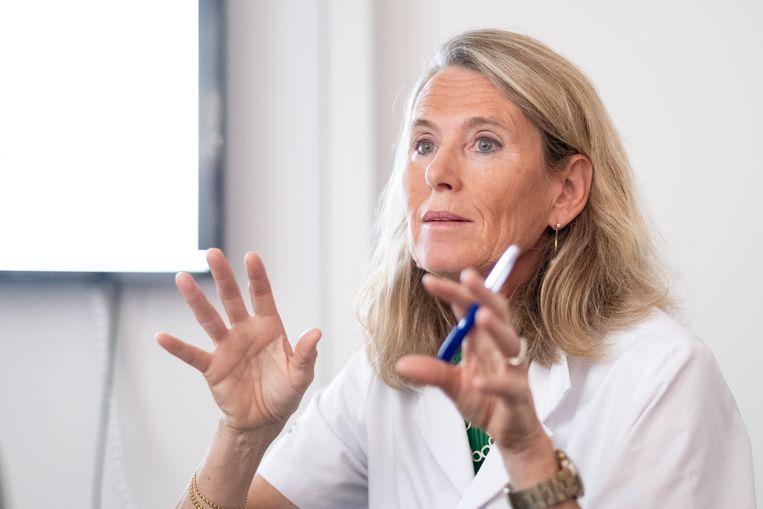 Dokter Katrien Vanwambeke