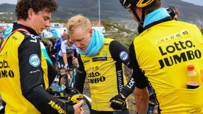 Aan pogingen geen gebrek, en toch wil het voorlopig maar niet lukken voor onze landgenoten in de Vuelta