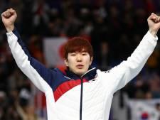Huh, wie is dat? Zuid-Koreaanse nobody's verbazen de schaatswereld