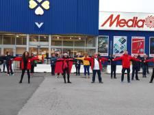 """Makro Lodelinsart ne part pas encore en grève: """"Nous avons fait notre boulot syndical"""""""