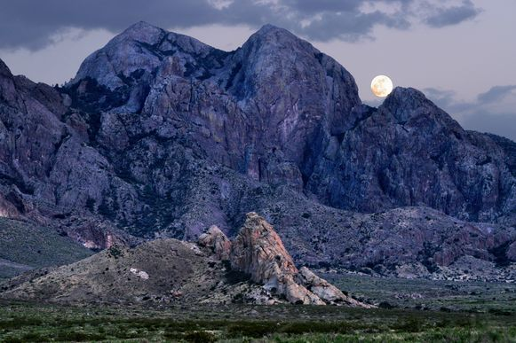 Organ Mountains Desert Peaks.