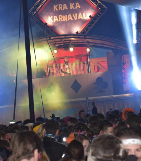 Kra Ka Karnaval komt in Erp gemakkelijk op temperatuur