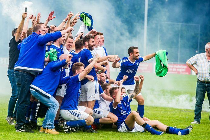 Ulvenhout, Foto: Joris Knapen / Pix4Profs.  WSJ - SVC, Amateurvoetbal