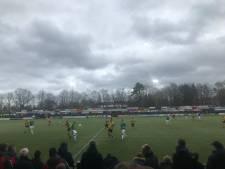 DVS'33 weer niet voorbij VVOG in derby