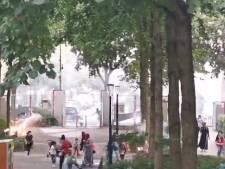 Des tirs de mortiers provoquent la panique dans un square pour enfants en plein Paris