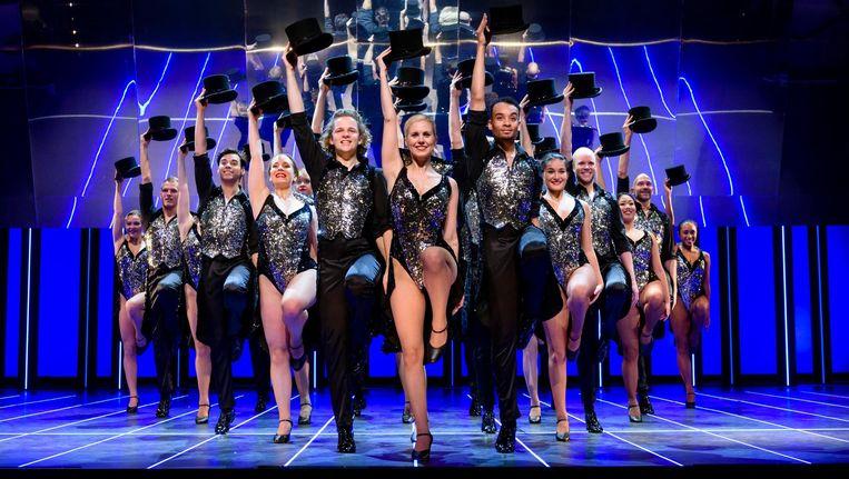 De dansers sluiten de musicaltournee af met vier optredens in Carré Beeld Roy Beuseker