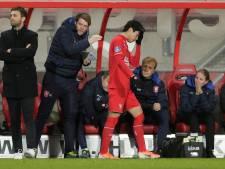 Nakamura op weg naar uitgang bij FC Twente
