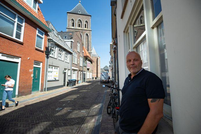 John van Marle (55) is één van de inwoners van Kampen die op dit moment geen huisarts in Kampen kan vinden.