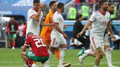 Onwaarschijnlijke anticlimax voor Boussoufa en co: Iran wint in blessuretijd dankzij owngoal