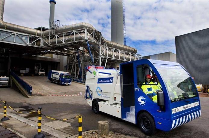Van Gansewinkel, ook actief in Rotterdam.