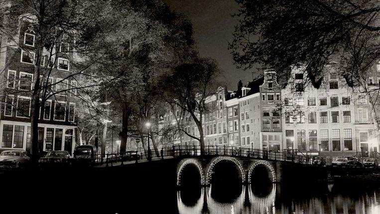 De Amsterdamse binnenstad zit vól spoken, als je de verhalen moet geloven. Beeld anp