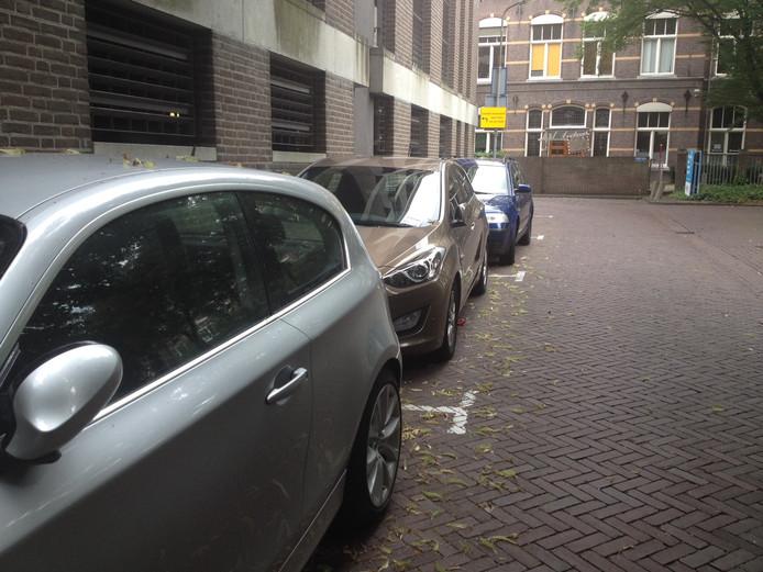 Parkeren in Den Bosch.