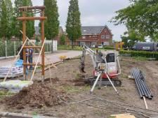 Nieuwe speeltuin in Cabauw stelt geduld kinderen op de proef