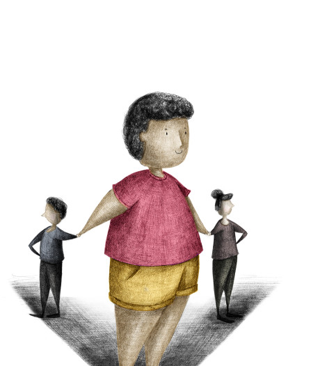 Kind ziet stiefvader vaak als echte vader