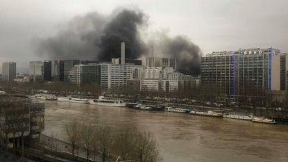 Manifestatie in centrum van Parijs loopt uit de hand: demonstranten stichten brand, Gare de Lyon deels ontruimd