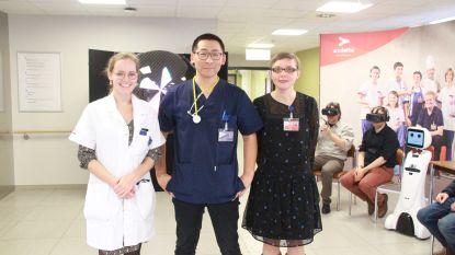 AZ Delta houdt preventiecampagne tegen darmkanker met hologram en 3D-brillen