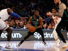 Celtics en Lakers blijven winnen in NBA