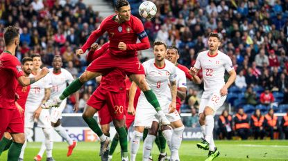 Eerste match ooit in Final Four is CR7-show