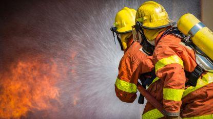 Nieuwe mobilhome van Belgisch koppel ontploft op parking aan Mont Saint-Michel