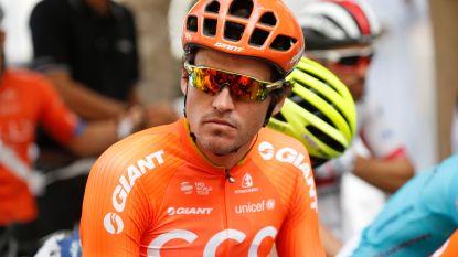"""Van Avermaet won niet, maar is toch tevreden na Ronde van Oman: """"Ik rij liever een goed voorjaar"""""""