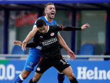 Fouten nekken PEC Zwolle tegen PSV: 'We zijn door onze naïviteit afgeslacht'