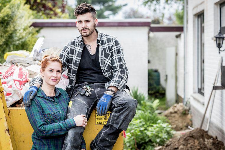Aimee en Boy gaven hun huis een meerwaarde van 10.350 euro en werden daarmee laatste.