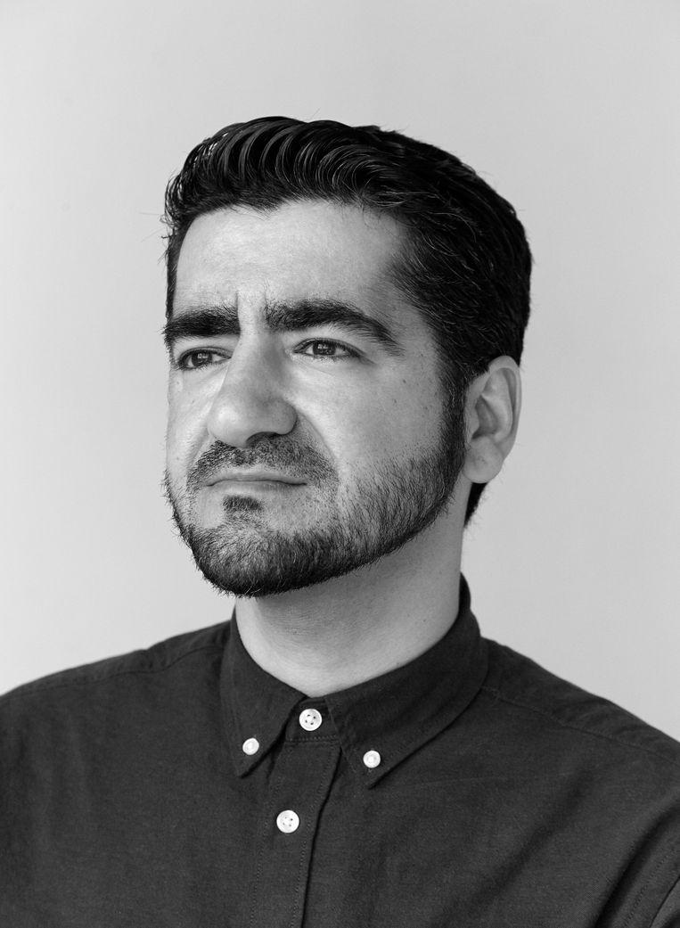Murat Isik. Beeld Casper Kofi