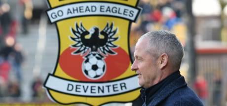 GA Eagles laat De Gier in twijfel en schuift contractbespreking naar voren