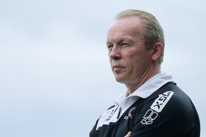 Helmond Sport-trainer Wil Boessen.