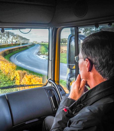 'Vrachtverkeer via de busbaan'