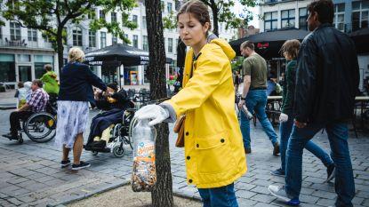Gents Milieufront (GMF) ruimt 16.800 sigarettenpeuken op
