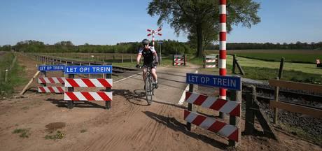 Spoorwegovergangen Winterswijk beveiligd en opgeheven