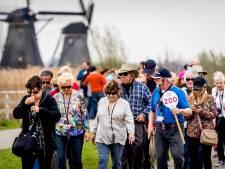 Half miljoen euro voor proef met spreiding van toerisme voor Kinderdijk