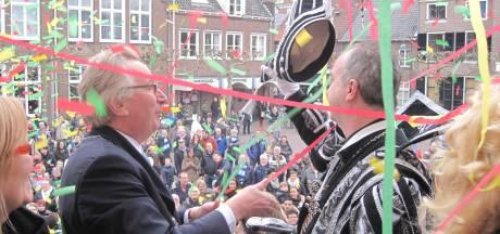 Elfde van de elfde bijna stilletjes voorbij voor het Wageningse carnaval