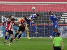 Sevilla buigt na invalbeurt De Jong achterstand om bij Bilbao