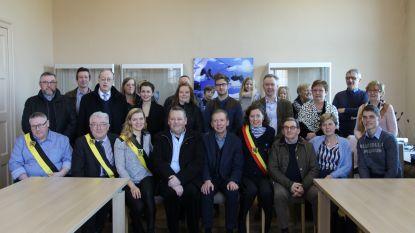 Toneelgroep Arcadia viert veertigste verjaardag in gemeentehuis