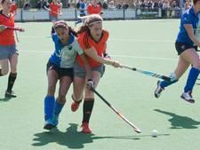 Kleedkamer-ruzie tussen hockeyers en hardlopers in Ede