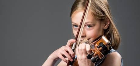 Viooltalent Zohra (12) in Nederlandse finale