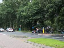Bestuurster scooter gewond bij aanrijding met fietser in Barneveld