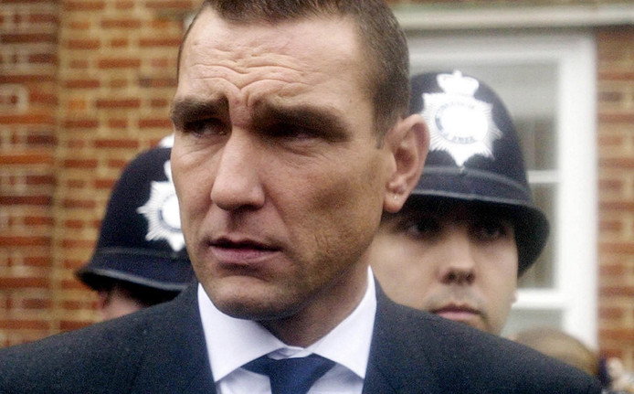 Vinnie Jones.