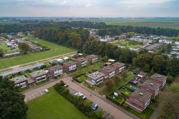 De eerste plannen voor een nieuw appartementencomplex in Nagele zijn afgekeurd. Ze passen niet voldoende bij het bijzondere karakter van het dorp.