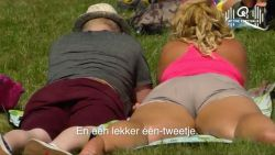 At The Festivals! Pinkpop, WK en Hollanders... toch een mooie combinatie
